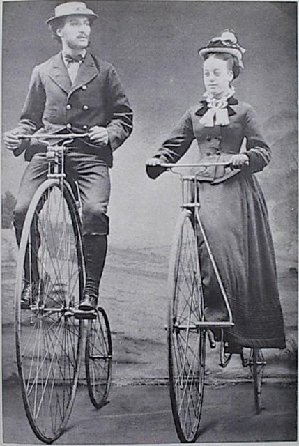 オーディナリー自転車