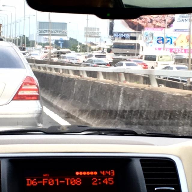 交通渋滞1